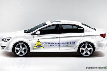 Установить итальянское ГБО на авто можно от 14 тыс. грн.