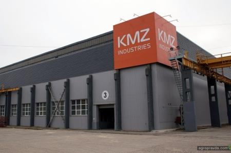 Продажа элеваторов в Украине от KMZ Industrie