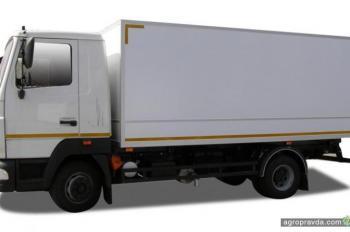 В Украине освоили выпуск доступных хлебных фургонов
