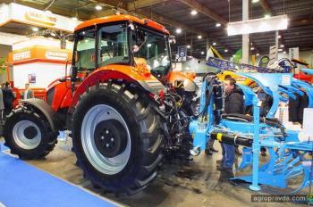 Флагман тракторов Zetor выходит на рынок Украины
