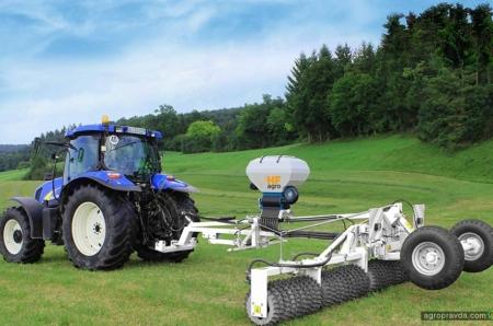 На рынок Украины выходит новый бренд отечественной сельхозтехники