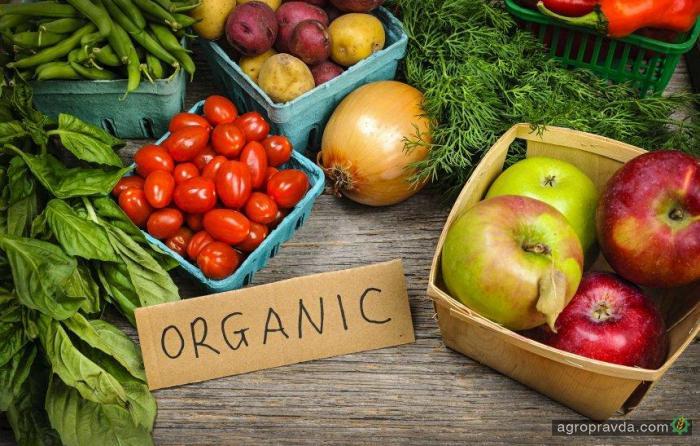 Парламент принял законопроект об органической продукции