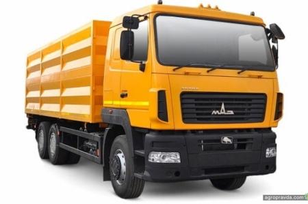 Автомобильную технику МАЗ можно купить в АИС с выгодой до 161 000 грн.