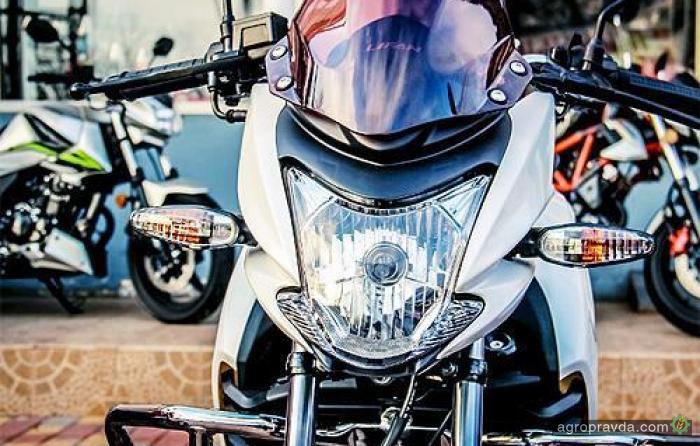 Какие мотоциклы покупают украинцы в новом сезоне