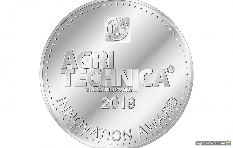 New Holland получил три медали за инновации Agritechnica-2019