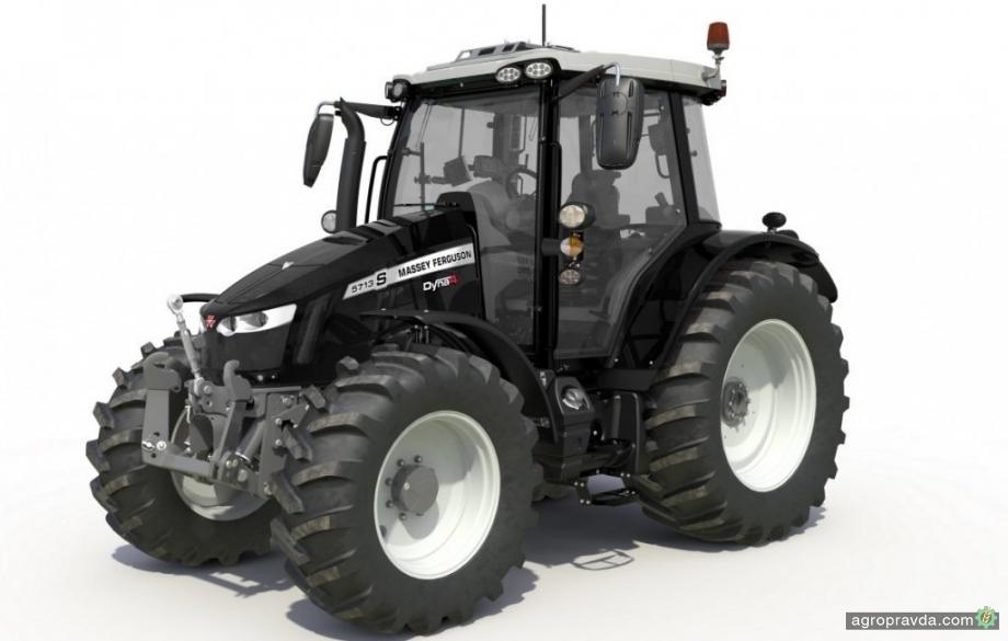 Massey Ferguson подготовил эксклюзивные модели тракторов