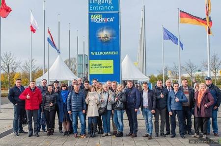 Украинцев приглашают на выставку Agritechnica-2019 в Германии