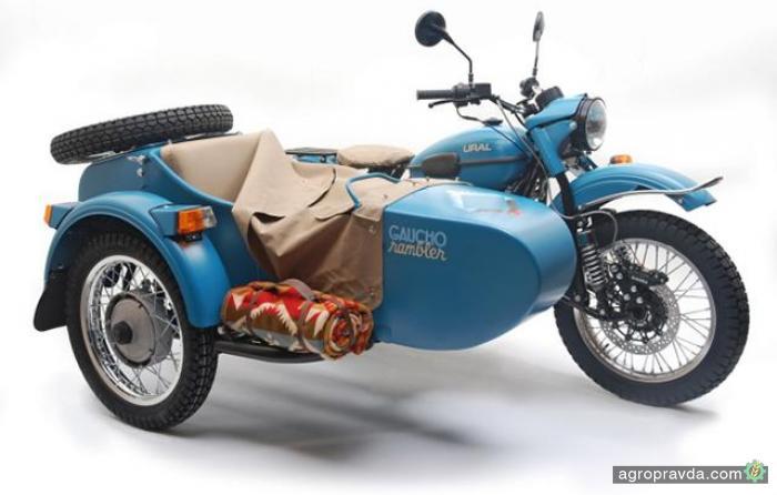 Мотоциклы с коляской затребованы в США