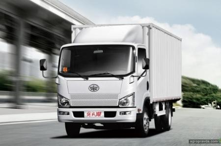 Среднетоннажный грузовик FAW Tiger V можно купить с выгодой 45 000 грн.