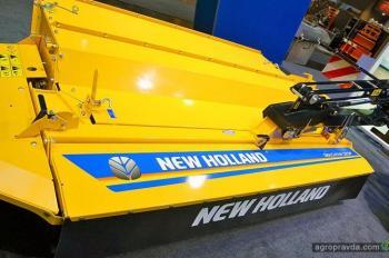 New Holland открыл новый сегмент сельхозтехники