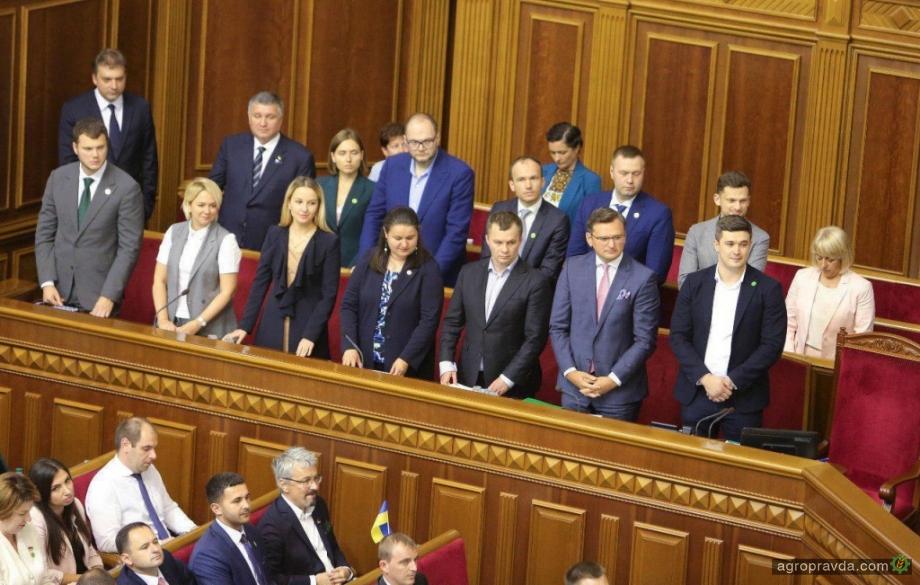 Новый руководитель АПК Украины рассказал о целях и задачах