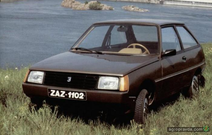 Тест на знание украинского автопрома 90-х