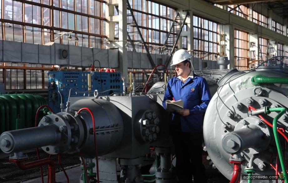 «Ривнеазот» завершил модернизацию цеха азотной кислоты