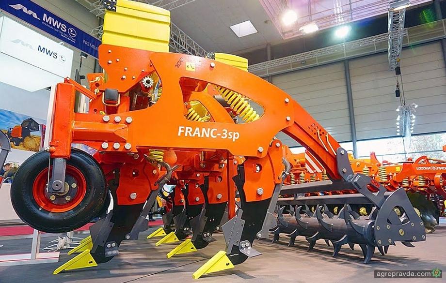 Lozova Machinery готовится к эре автономной сельхозтехники
