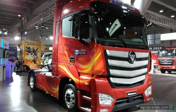 Foton представил супер грузовик