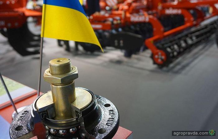 Украинские компании представили новинки на европейской выставке