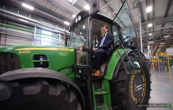 Continental возобновила выпуск шин для сельхозтехники