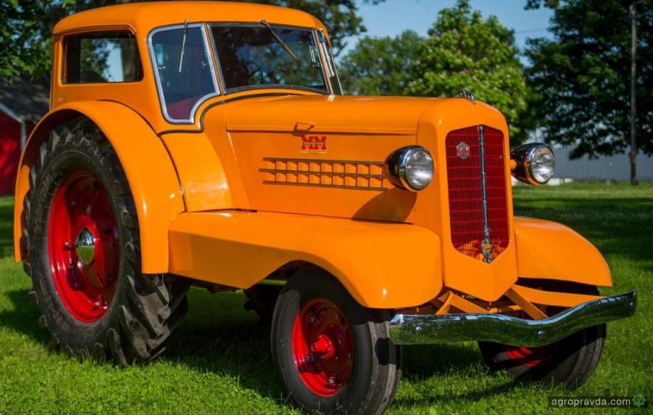 Как первый тракторомобиль обогнал время