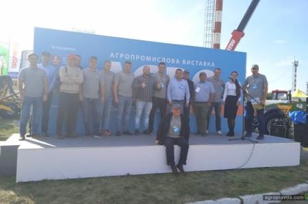 Що демонструє АБА «Астра» на виставці «АГРО-Вінниця 2021»