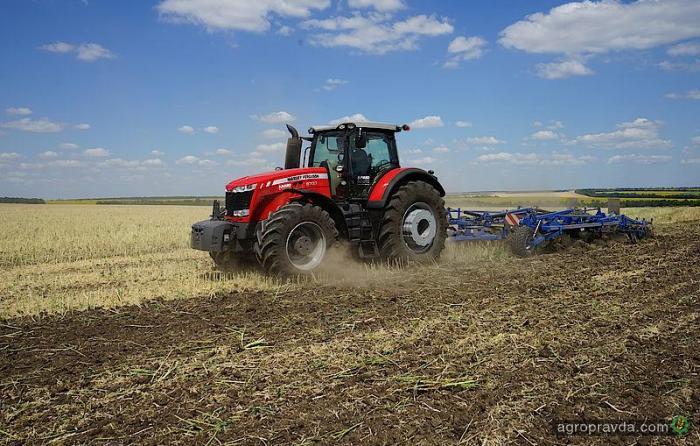«Мрия» приобрела 27 единиц сельхозтехники на сумму $3,56 млн