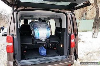 Тест-драйв Peugeot Traveller: Путешествие первым классом
