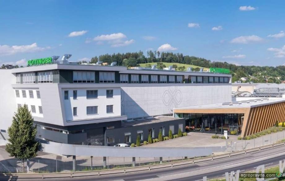 Pöttinger преодолела отметку товарооборота в 400 млн евро