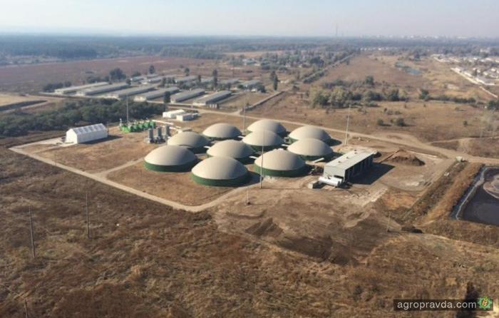 В Украине появится уникальный биогазовый комплекс