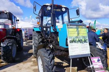 ООО «Укравтозапчасть» приняла участие в международной выставке AgroЕxpo-2018