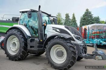 В Киеве состоялась презентация тракторов Valtra