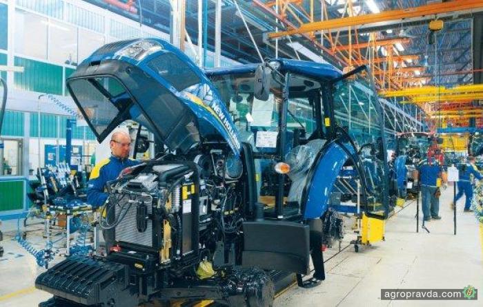 Завод New Holland завоевал серебряный сертификат WCM