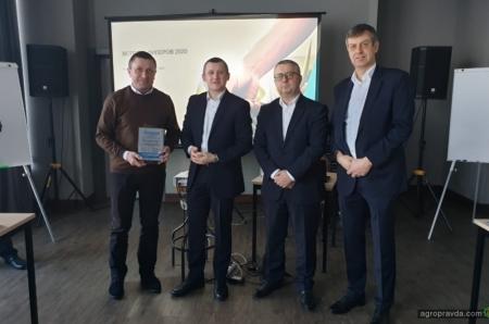 Lemken провел дилерскую встречу в Украине. Фото