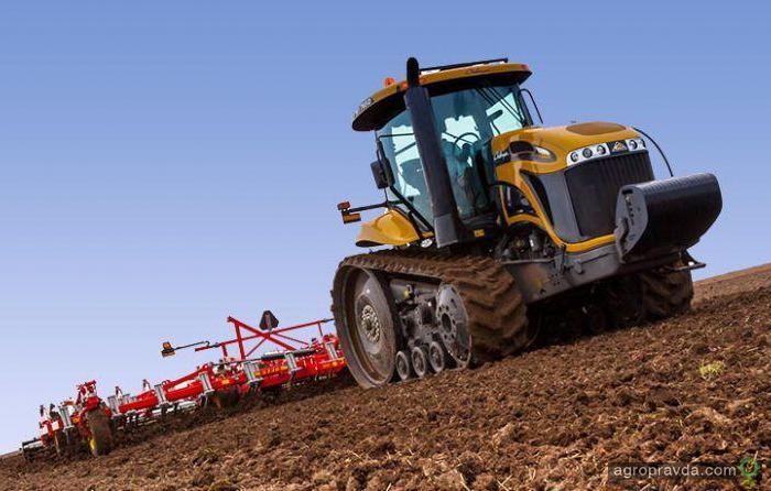 В линейке тракторов Challenger в Украине произошли изменения