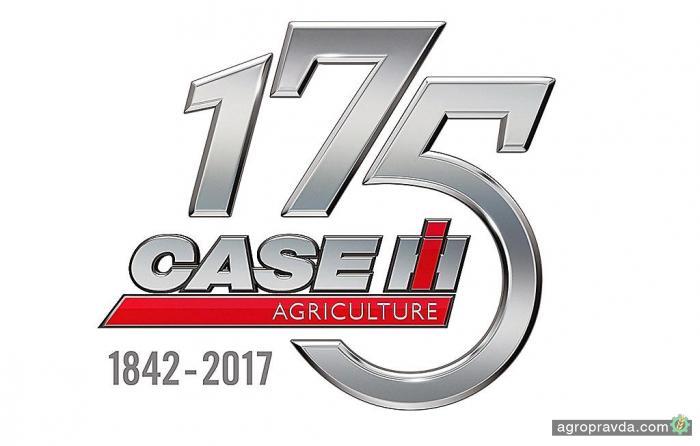 Case IH отмечает 175-летний юбилей