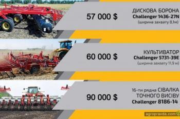 Лучшие цены на почвообрабатывающую и посевную технику известных брендов