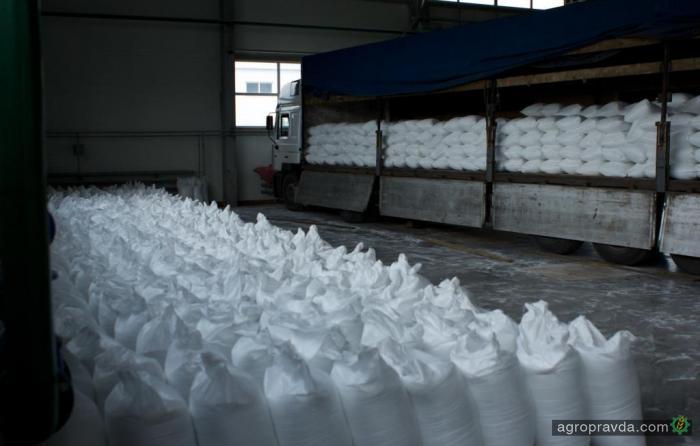 В январе-феврале Украина на треть увеличила импорт минудобрений из РФ