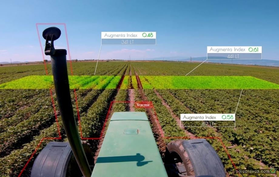 CNH Industrial инвестировал в разработчика компьютерного зрения