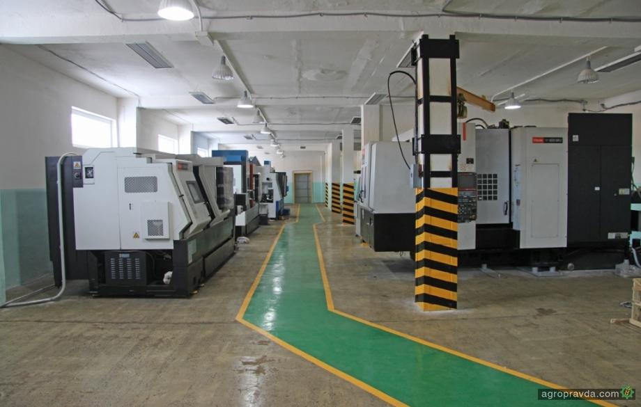 ХТЗ провел модернизацию производства
