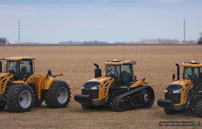 Challenger обновляет тракторы E-серии