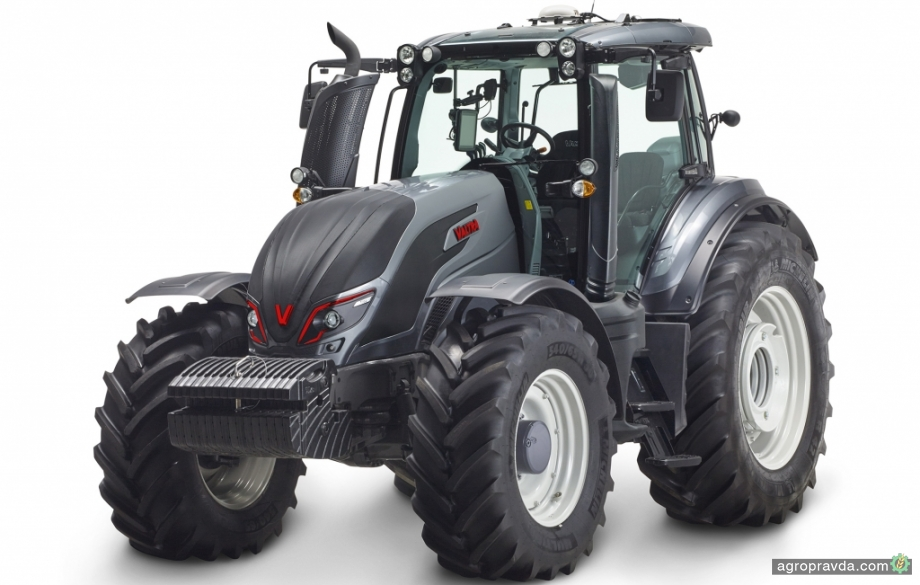 Valtra расширяет модельный ряд тракторов REDLINE