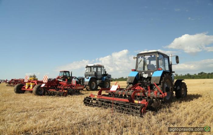 В Украине приступают к созданию сельхозтехники с искусственным интеллектом