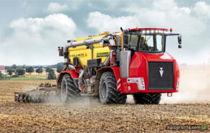 Holmer представил новое поколение Terra Variant