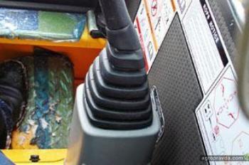 Тест-драйв мини-погрузчика Hyundai HSL 850-7