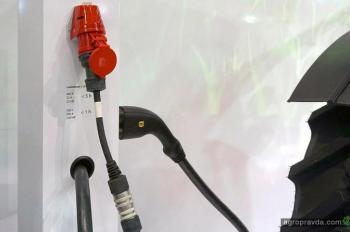 Fendt представил электротрактор