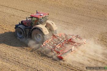 На какой технике работают фермеры Германии