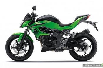 В Украине появились Kawasaki за 2650 евро