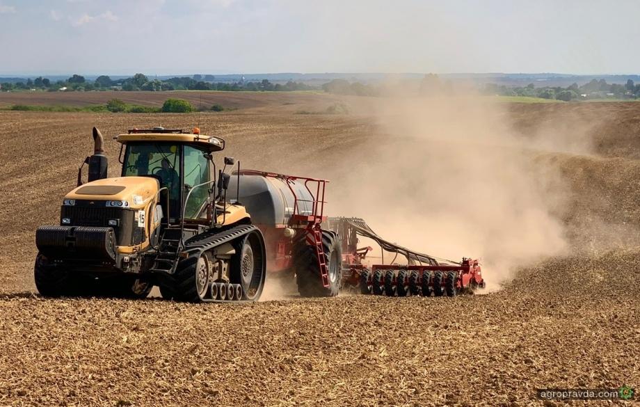Рада расширила перечень дотаций для аграриев