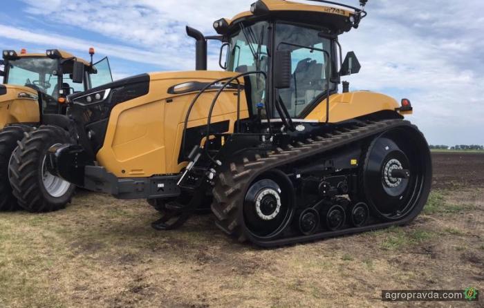 Готовится новое поколение тракторов Challenger