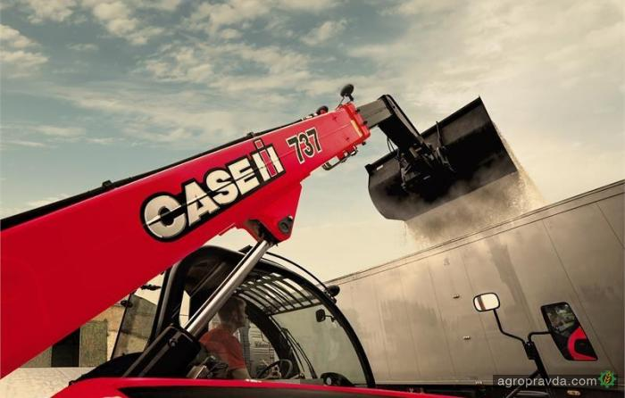 Case IH усовершенствовал погрузчики Farmlift