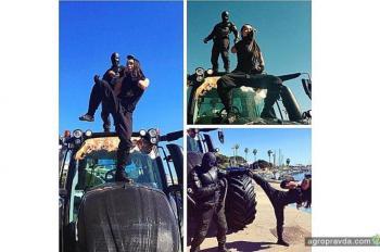 В Каннах показали «трактор для супергероя»
