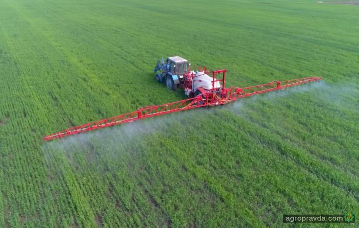 Импорт комплексных удобрений в Украину превысил полмиллиарда долларов